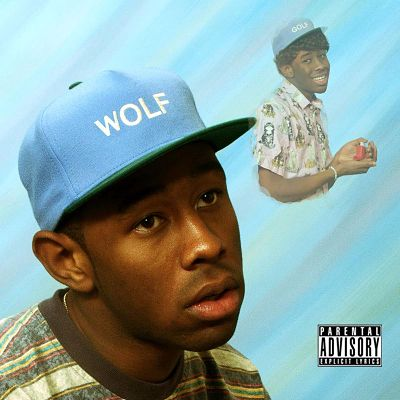 Tyler, The Creator - Wolf Deluxe Edition Album Art