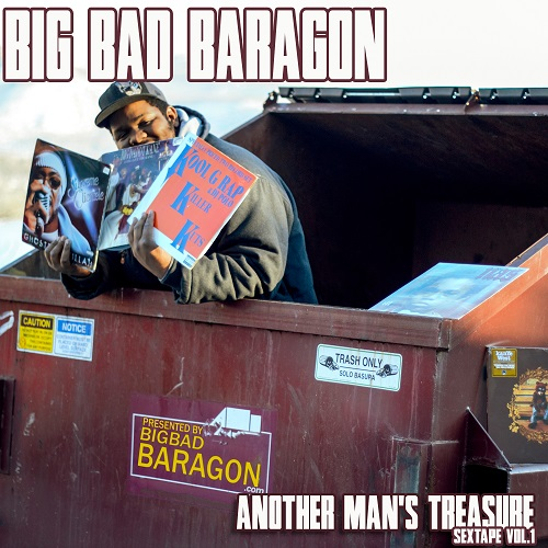 Big Bad Baragon - Another Mans Treasure (Sextape Vol.1)