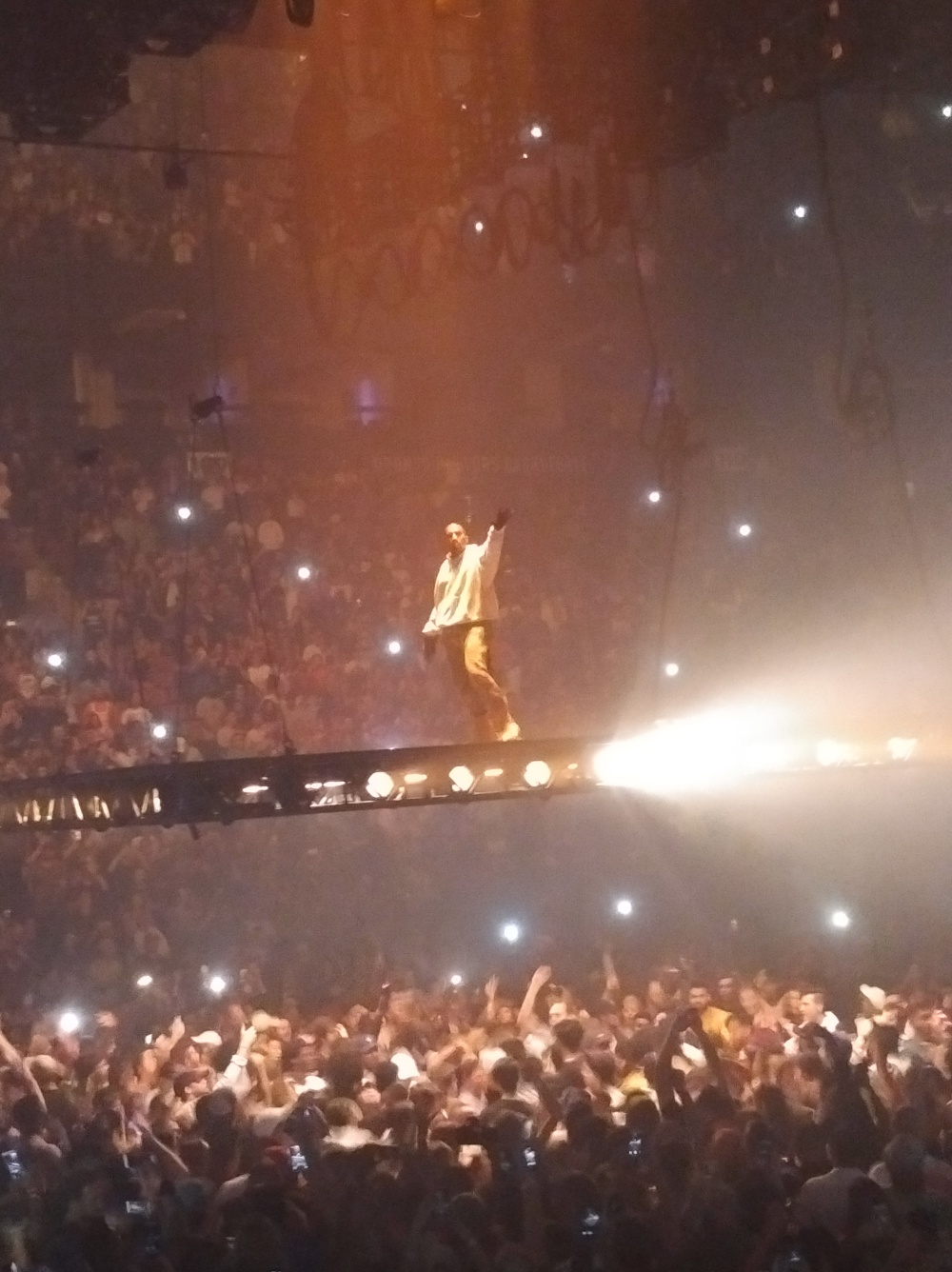 Concert Review Kanye West The Saint Pablo Tour In Toronto